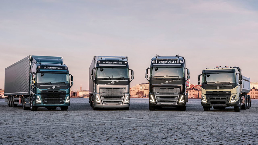 Volvo, заменить стекло на выезде